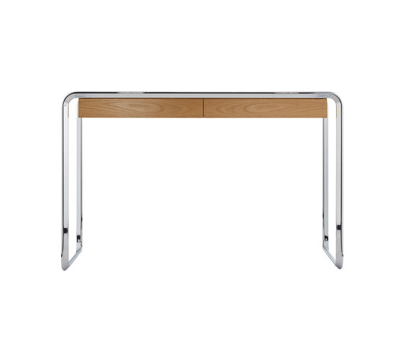 K2C Oblique-coffee table with 2 drawers de TECTA | Mesas consola