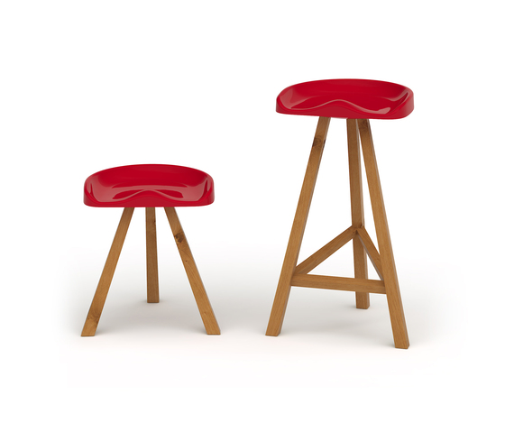 Heidi by Established&Sons | Barstools
