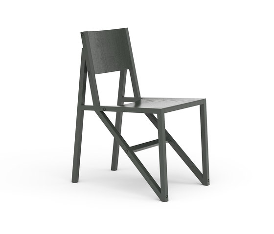 Frame Chair by Established&Sons | Visitors chairs / Side chairs