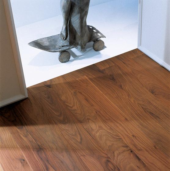 WALNUT USA sanded | natural oil by mafi | Wood flooring