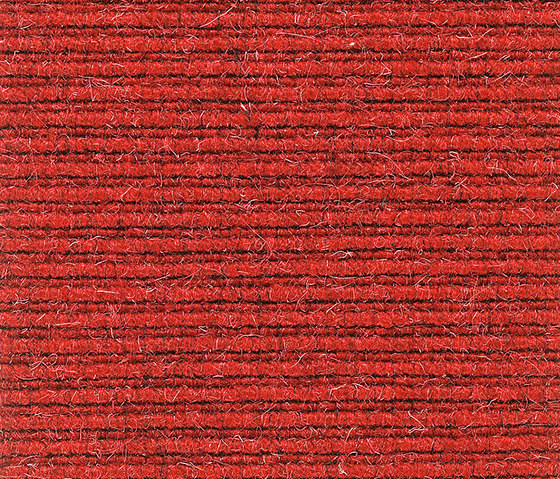 Macro Melange Red 9223 by Kasthall | Wall-to-wall carpets