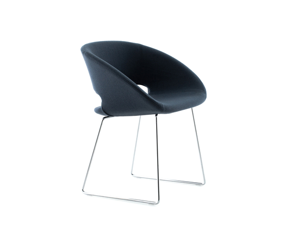 Conch by PORRO | Visitors chairs / Side chairs