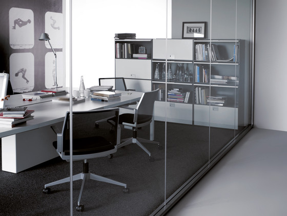 Partition M82 Crystal by Dynamobel | Wall partition systems