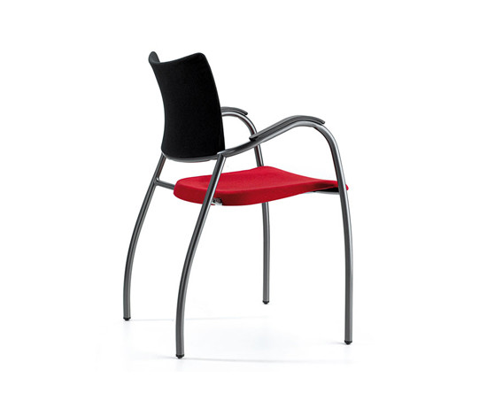 Kena by Dynamobel | Visitors chairs / Side chairs