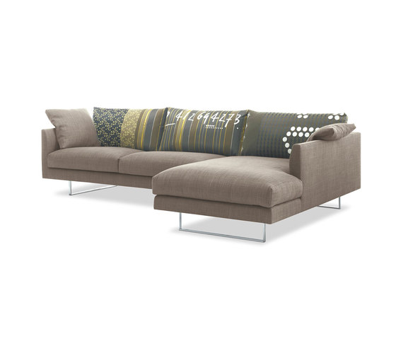 Axel by Montis | Modular sofa systems