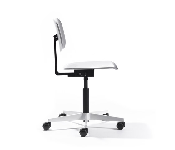 Mr. Square working chair de Richard Lampert | Sillas de oficina