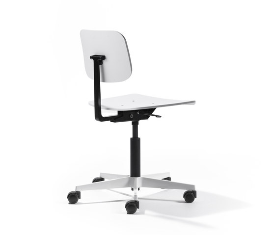 Mr. Square working chair by Lampert | Task chairs