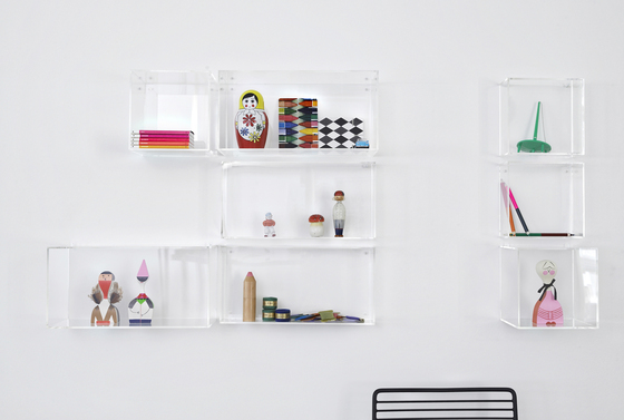 Display Me Box by Hay | Display cabinets
