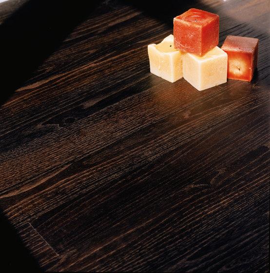 ACACIA Vulcanino brushed | natural oil by mafi | Wood flooring