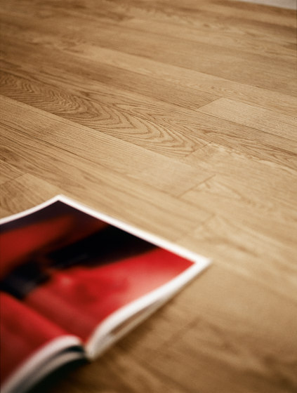 OAK Piccolino brushed | natural oil by mafi | Wood flooring