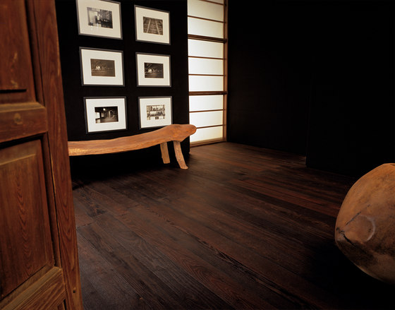 ACACIA Vulcano brushed | natural oil by mafi | Wood flooring
