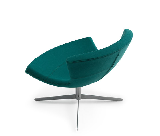 Jet Lounge Chair by +Halle | Lounge chairs