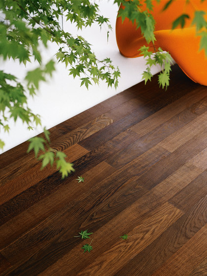 OAK Vulcanino brushed | natural oil de mafi | Sols en bois