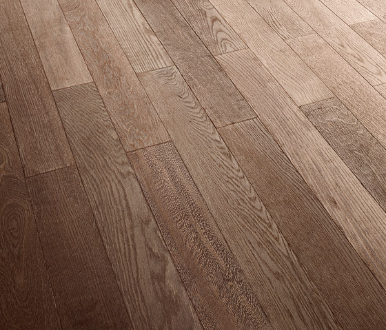 OAK Vulcanino brushed | white oil by mafi | Wood flooring