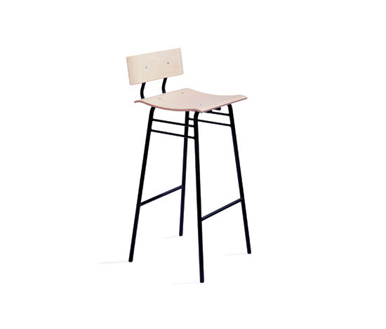 Vågen by Mitab | Bar stools