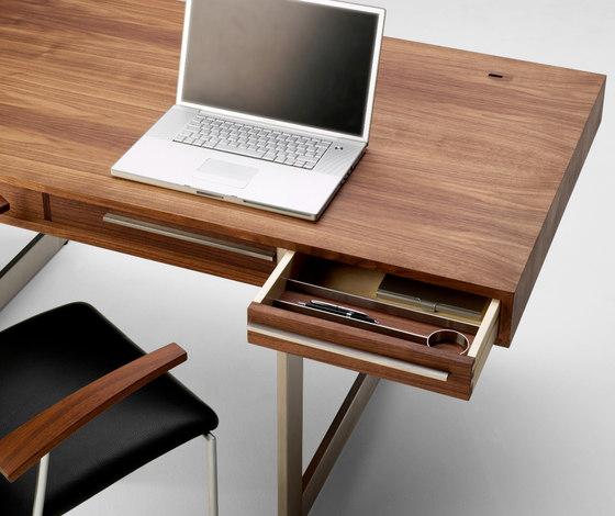 AK 1340 Schreibtisch von Naver Collection | Schreibtische