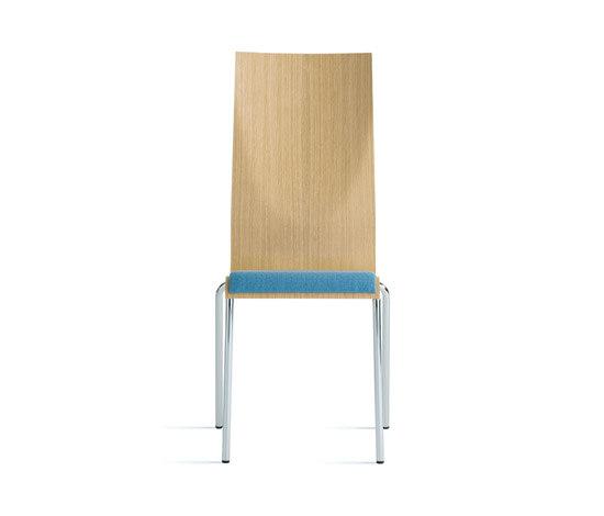 Saga by Mitab | Visitors chairs / Side chairs