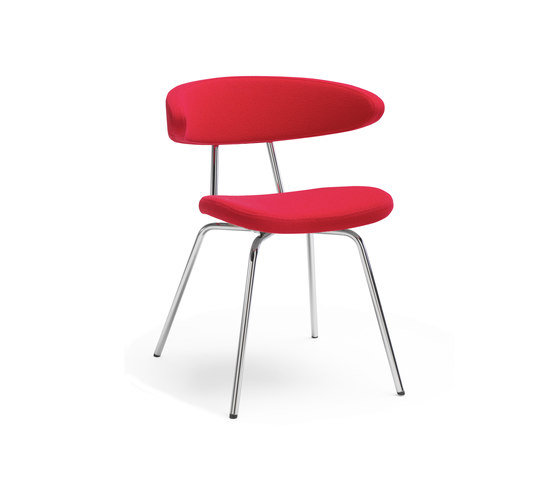 Ving by Mitab | Visitors chairs / Side chairs