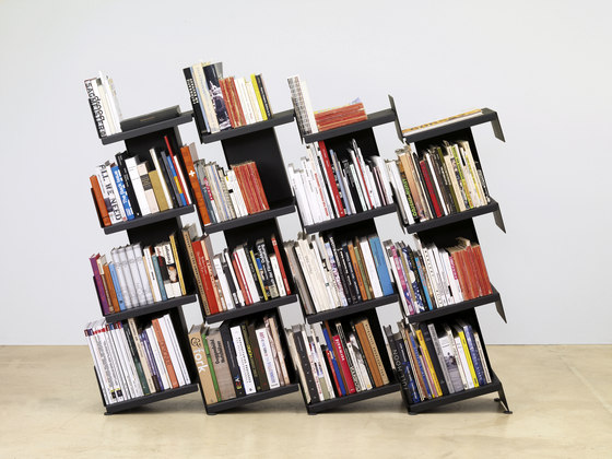 nan15 bookshelves de nanoo by faserplast | Revisteros