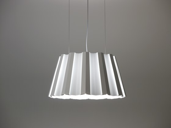 nan17 ceiling light by nanoo by faserplast | General lighting