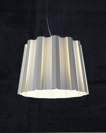 nan17 ceiling light di nanoo by faserplast | Illuminazione generale