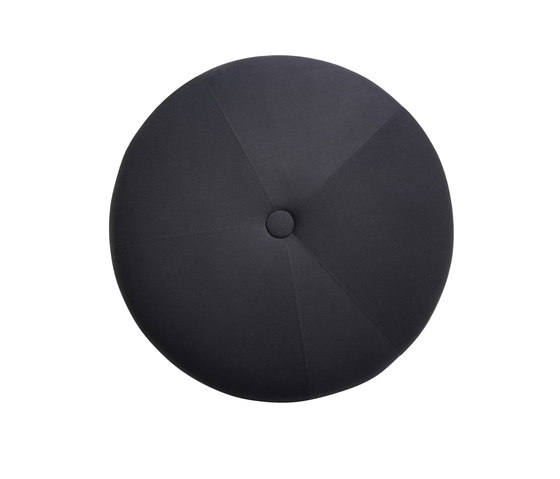 Button Big de Mitab | Poufs