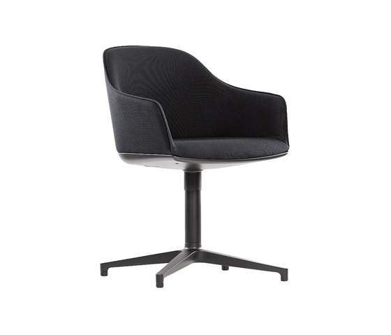 Softshell Chair by Vitra | Visitors chairs / Side chairs