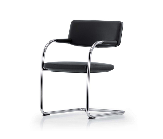 Visavis Softback by Vitra | Visitors chairs / Side chairs