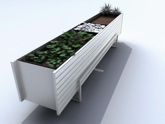 Rail by Vilagrasa | Flowerpots / Planters