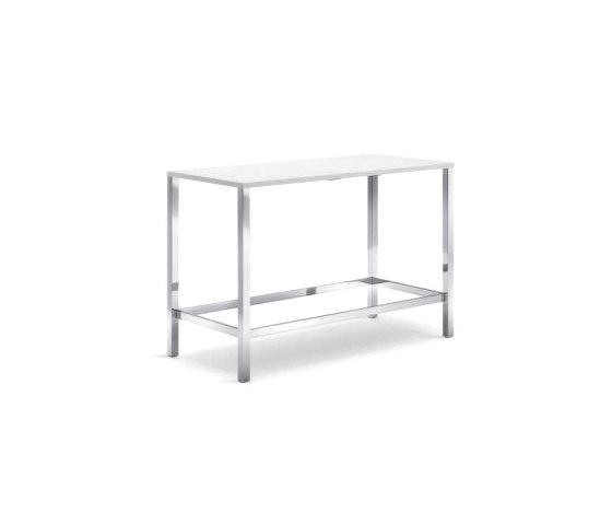client table haute de Wiesner-Hager | Tables debout