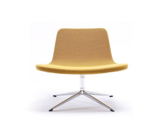 Ray Lounge Swivel Base by Hay | Lounge chairs