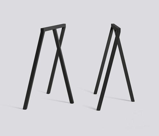 Loop Stand Trestles de Hay | Caballetes de mesa