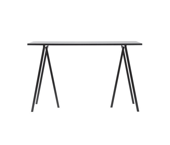 Loop Stand High Table von Hay | Bartische