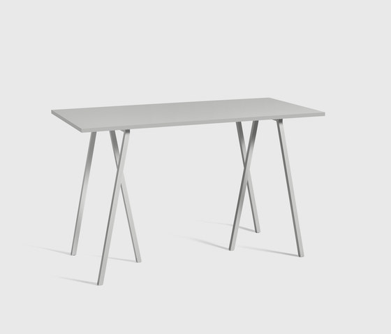 Loop Stand High Table 160 by Hay | Bar tables