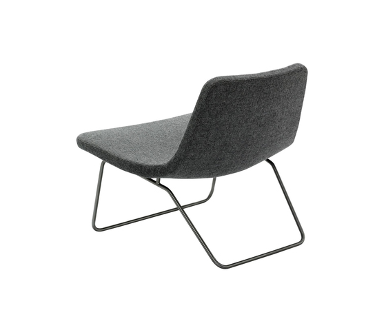 ray by hay lounge chair lounge swivel base product. Black Bedroom Furniture Sets. Home Design Ideas