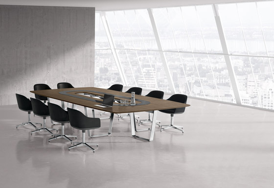 Tune conference table by RENZ | Conference tables