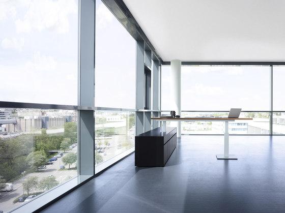 Sono table height-adjustable de RENZ   Escritorios ejecutivos