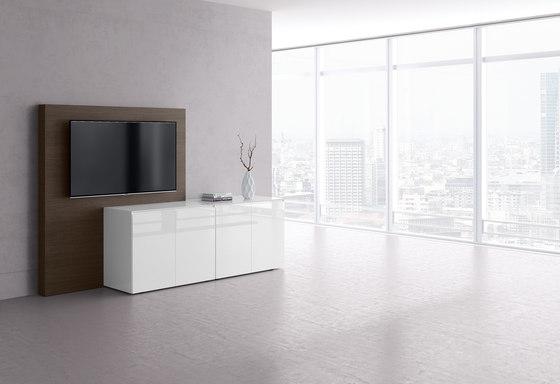 Tune media sideboard by RENZ   AV cabinets