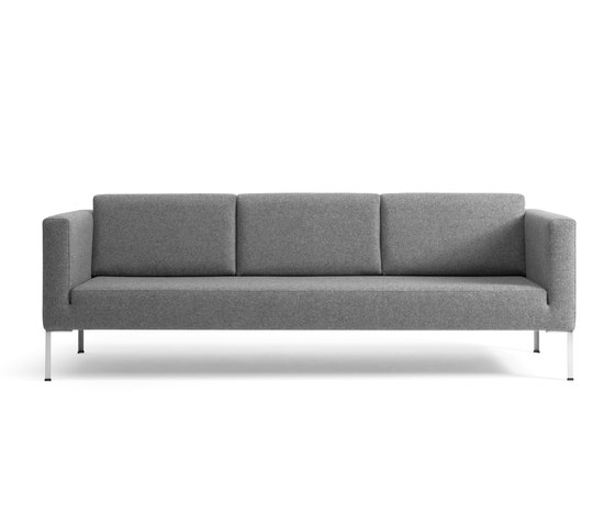 Globe two by halle armchair sofa product for Chaise longue halle