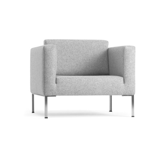 Globe two by halle sofa armchair product for Chaise longue halle