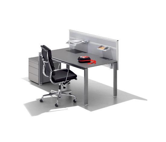 Winea Focus by WINI Büromöbel | Individual desks