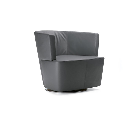 Joel clubchair di Walter Knoll | Poltrone lounge
