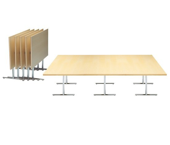 Tempest table by HOWE | Seminar tables