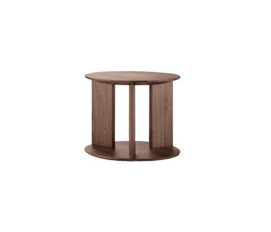 Living Landscape 750 occasional table de Walter Knoll | Mesas auxiliares