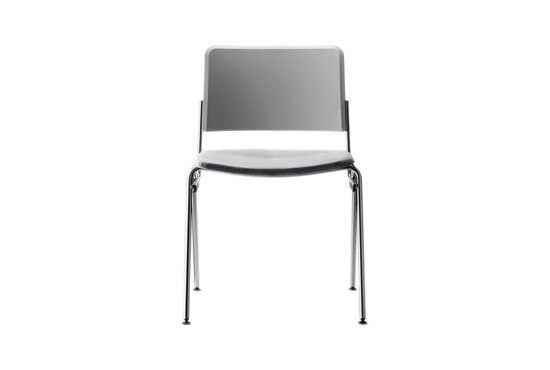 RF1 Chair by Randers+Radius | Visitors chairs / Side chairs
