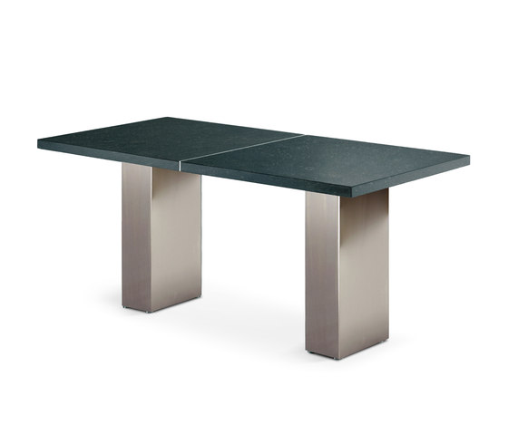 Cima Doble Table 160 de FueraDentro | Tables à manger de jardin