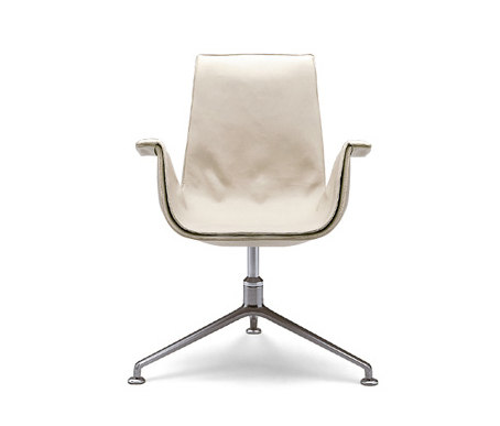 FK 6726 bucket seat by Walter Knoll | Lounge chairs