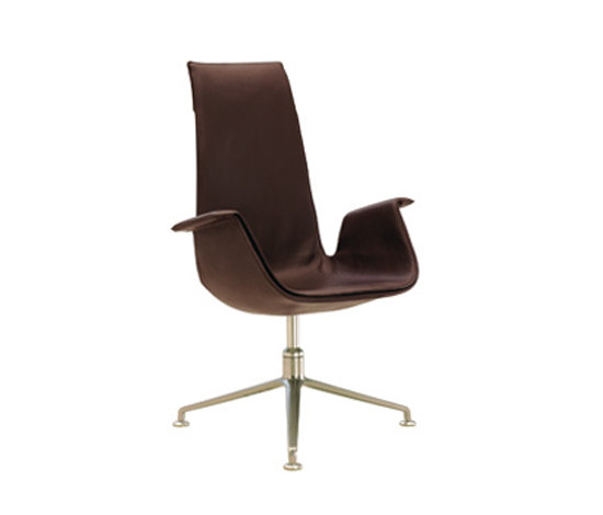 FK 6725 bucket seat by Walter Knoll | Conference chairs