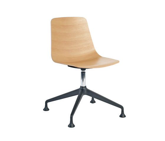 Lamina Swivel Chair by Dietiker | Conference chairs