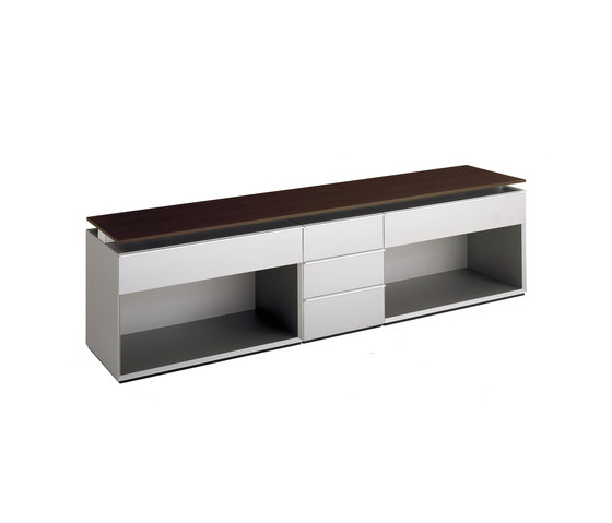Icon 6100 sideboard by Walter Knoll | Cabinets